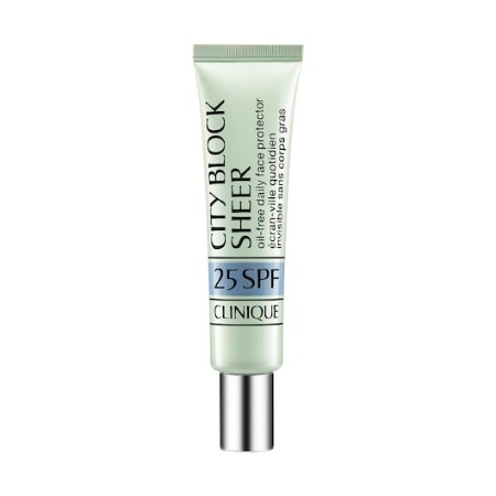 City Block™ Sheer Oil-Free Daily Face Protector Broad Spectrum SPF 25 Primer