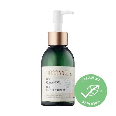 100% Sugarcane Squalane Oil