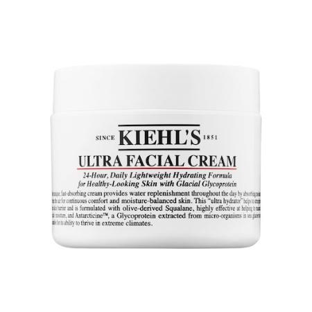 Ultra Facial Moisturizing Cream with Squalane
