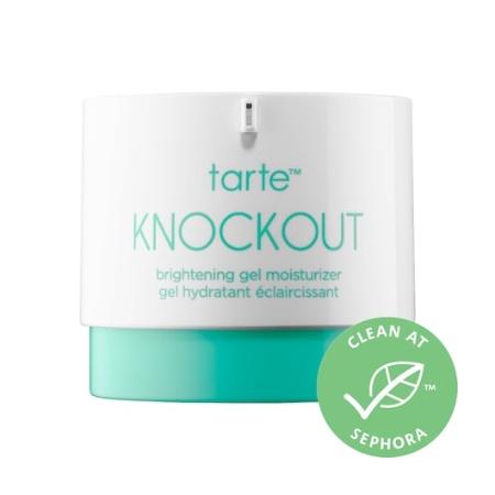 knockout brightening gel moisturizer